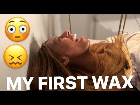 MY FIRST V-STEAM AND BRAZILIAN WAX- SUPER SCARY