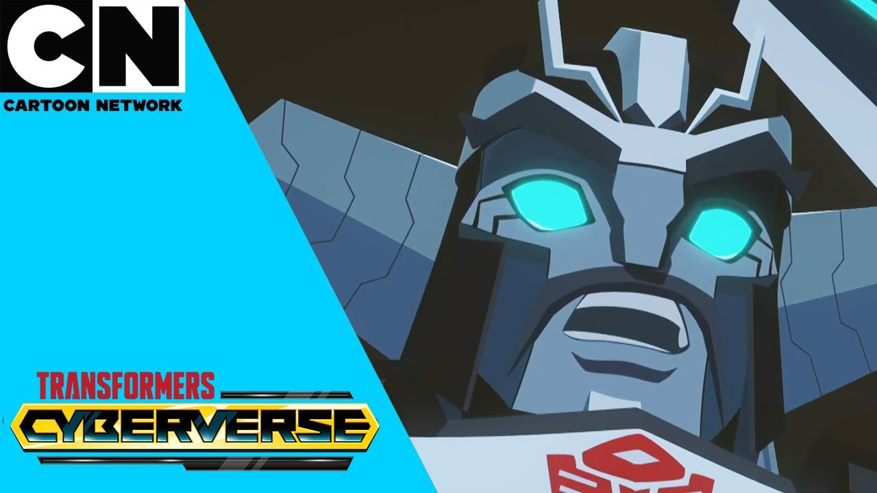 TRANSFORMERS Cyberverse | S2E10 | Secret Science (Part 2) | Cartoon Network