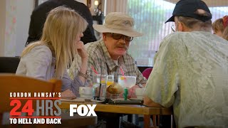 Gordon Ramsay Goes Undercover | Season 1 Ep. 5 | GORDON RAMSAY'S 24 HOURS TO HELL & BACK