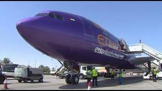 Airbus A330-300 Essential Abu Dhabi Livery - Etihad Airways