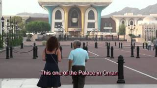 Oman - Palace in Muscat, Oman