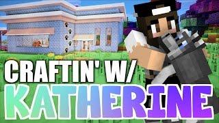 Minecraft Pet Store! Craftin' w/ Katherine Ep.7