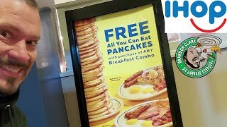 IHOP | All You Can Eat Pancakes | 2020