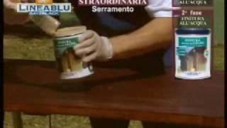 LineaBlu Sayerlack - Serramento