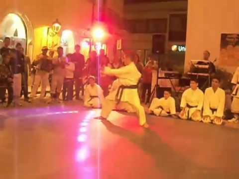 Karate Esibizione2 Kata – Notte Bianca Dello Sport San Severo -