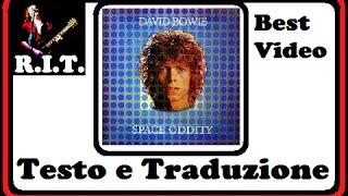Space Oddity - David Bowie con testo e traduzione