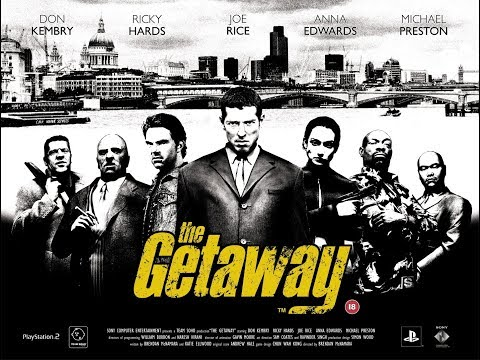 The Getaway | 2002 Live Action Trailer | PS2