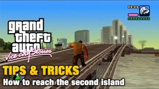 GTA Vice City Stories - Tips & Tricks - How to reach the second island (Vice City Beach) Mp3