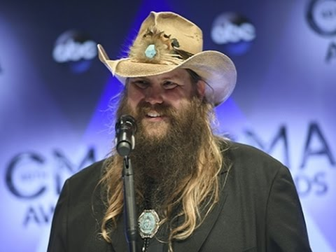 chris stapleton wins cmas without radio play youtube. Black Bedroom Furniture Sets. Home Design Ideas