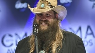 Chris Stapleton Wins CMAs Without Radio Play