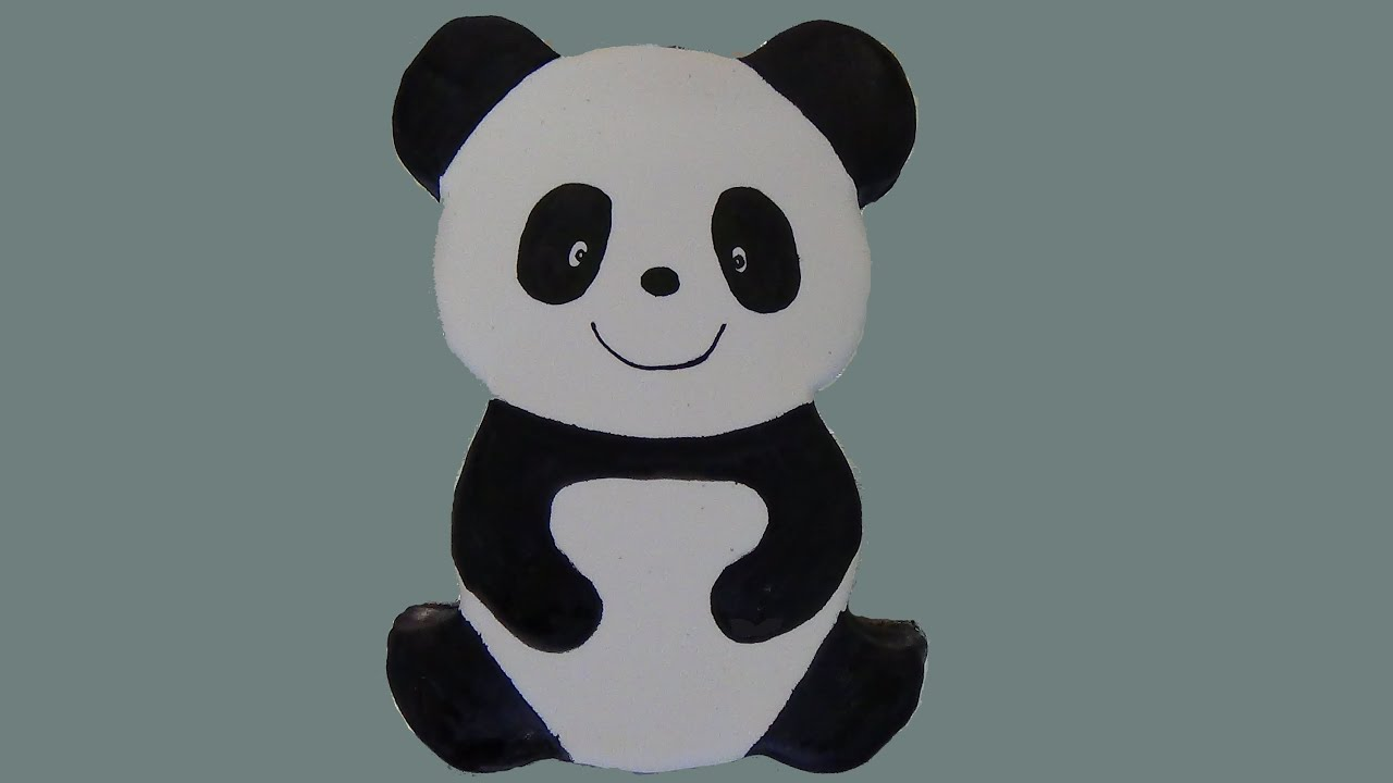 Panda cake template cake ideas and designs for Panda bear cake template