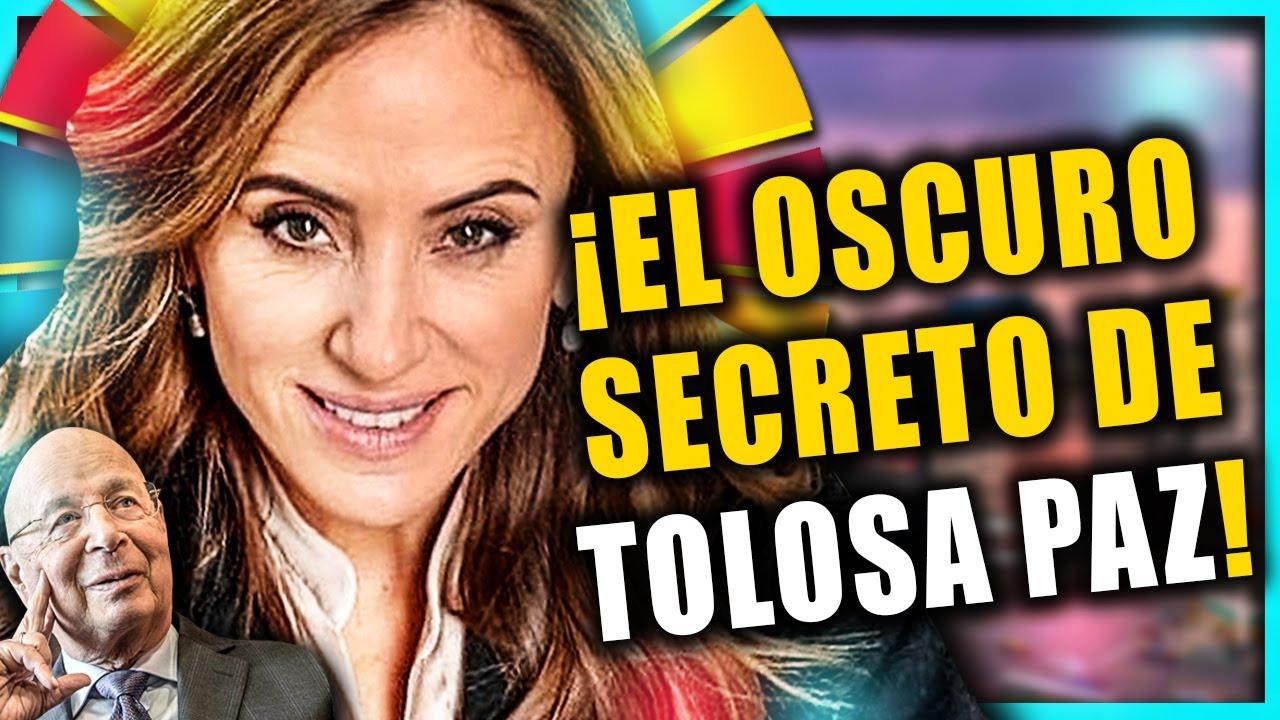🔓TODOS los SECRETOS de Victoria Tolosa Paz ▶️ Agente de Klaus Schwab y la Agenda 2030🕵️ 🌎