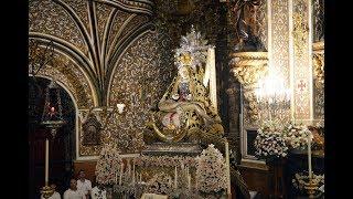 Ofrenda Floral - Virgen de las Angustias 2019