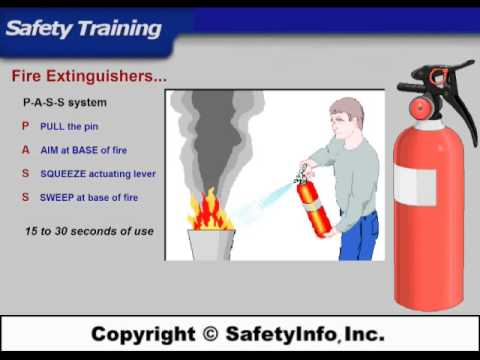 Office - Safety Training Video Course - SafetyInfo.com