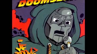 Red And Gold - MF Doom Chopped N Screwed