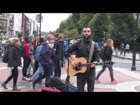 Dublin 2015 - Cezar - Sound of silence - St. Stephen's Green