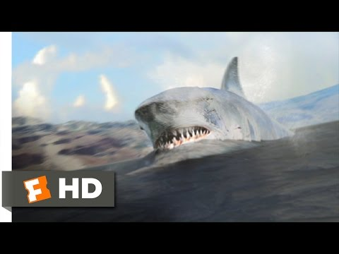Mega Shark vs. Kolossus 510 Movie   Missiles Sapped, Shark Trapped 2015 HD