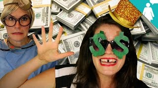 5 Reasons Women Make Less Money Than Men