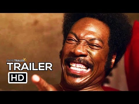 Patty Jackson: Patty TV - Eddie Murphy DOLEMITE IS MY NAME! Netflix
