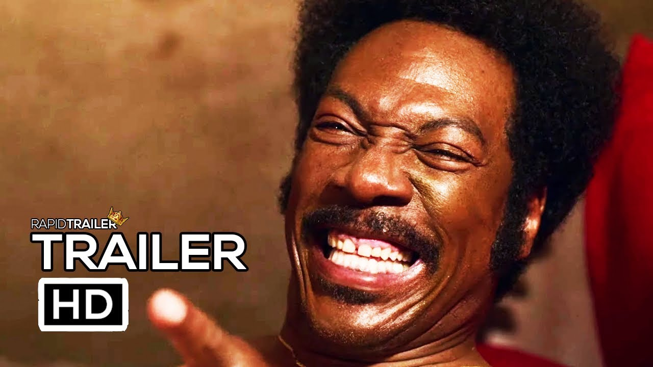 DOLEMITE IS MY NAME Official Trailer (2019) Eddie Murphy, Wesley Snipes Movie HD