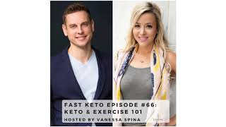 Exercising on Keto for Muscle Tone & Fitness