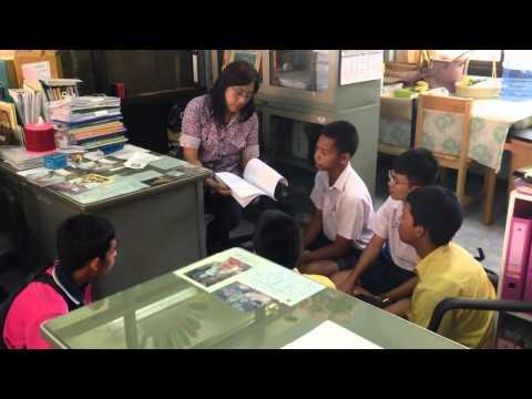 วิชา IS2 กลุ่มโครงงานเรื่อง ภาวะโลกร้อน ขั้นตอน พบอาจารย์ที่ปรึกษา 508 โรงเรียนเมืองสุราษฎร์ธานี