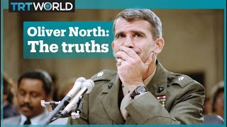 Five things to know about Oliver North, the new NRA president