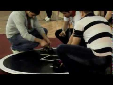 neşter sumo robot sdü 2012 robot contest karabük üniversitesi türkiye