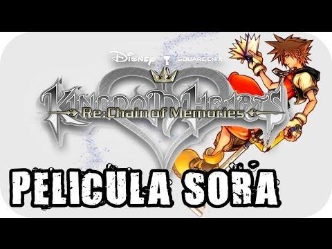 Kingdom Hearts Re:Chain of Memories - » Pelicula Completa Sora « - Español [HD]