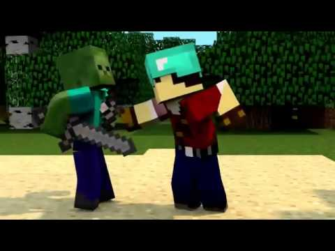 Top Das Top Minecraft Pvp Animation Youtube
