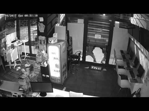 UR Fog Cannon Stopped Crime