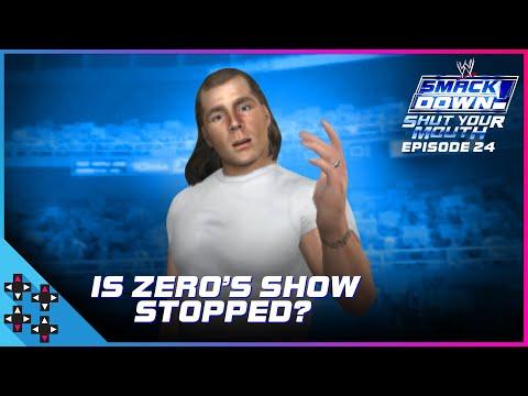 SHAWN MICHAELS stops Zeros show!  WWE SmackDown!: Shut Your Mouth! #24  UpUpDownDown Plays