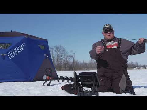 Bull Whip Tuned Up Custom Ice Fishing Rod Overview | SCHEELS