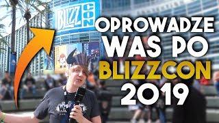 Zabieram WAS Na Blizzcon 2019! Dokładne Obejście I Pokazanie Eventu