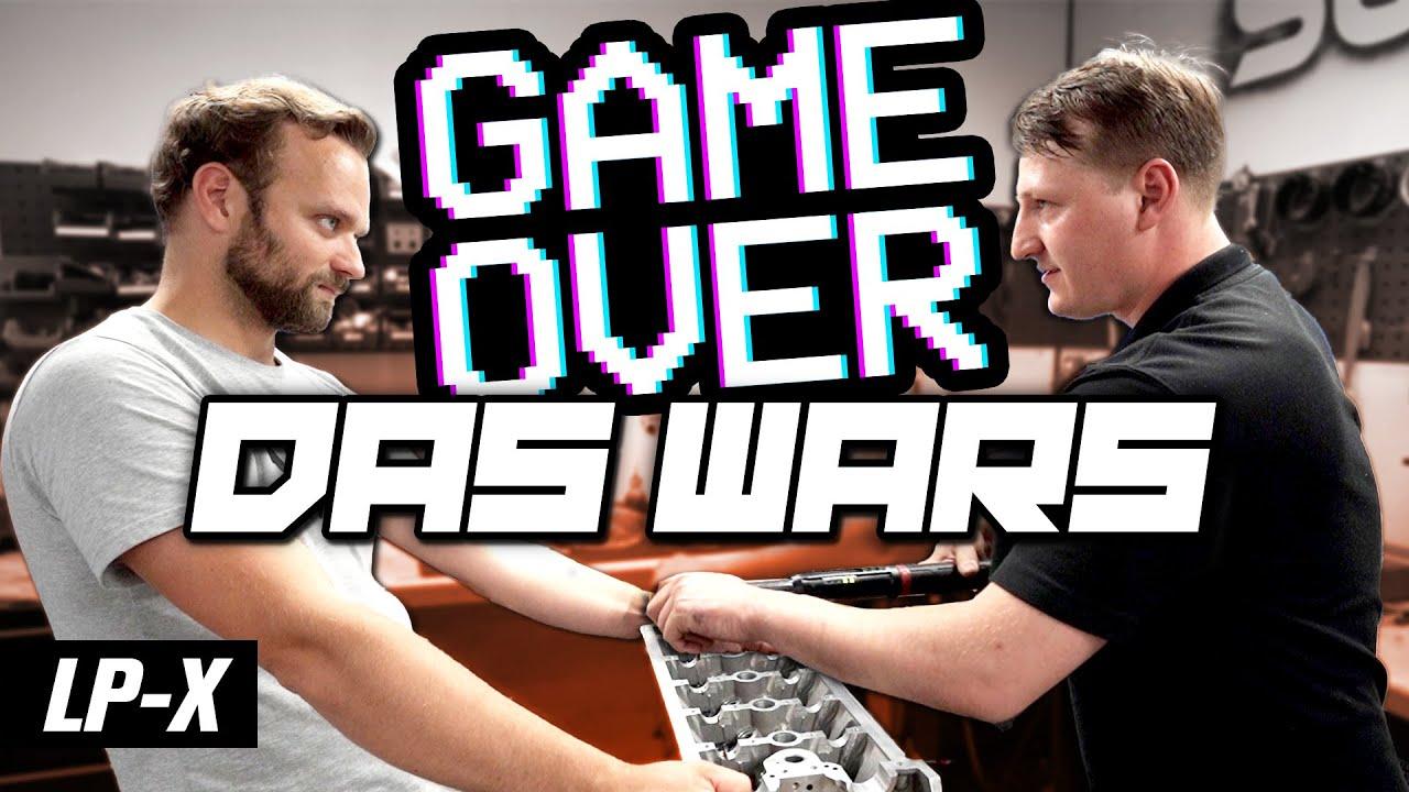 GAMEOVER - DAS WARS MIT DEM V10! ❌ LP-X Folge 42 | Philipp Kaess |