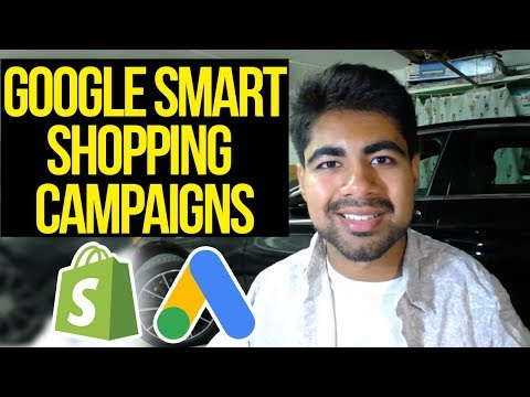 $100k Google Smart Shopping Campaign STRATEGY | Shopify Dropshipping Tutorial thumbnail