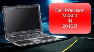 Dell Precision M4300 Benchmarking