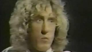 Roger Daltrey Interview - 1978