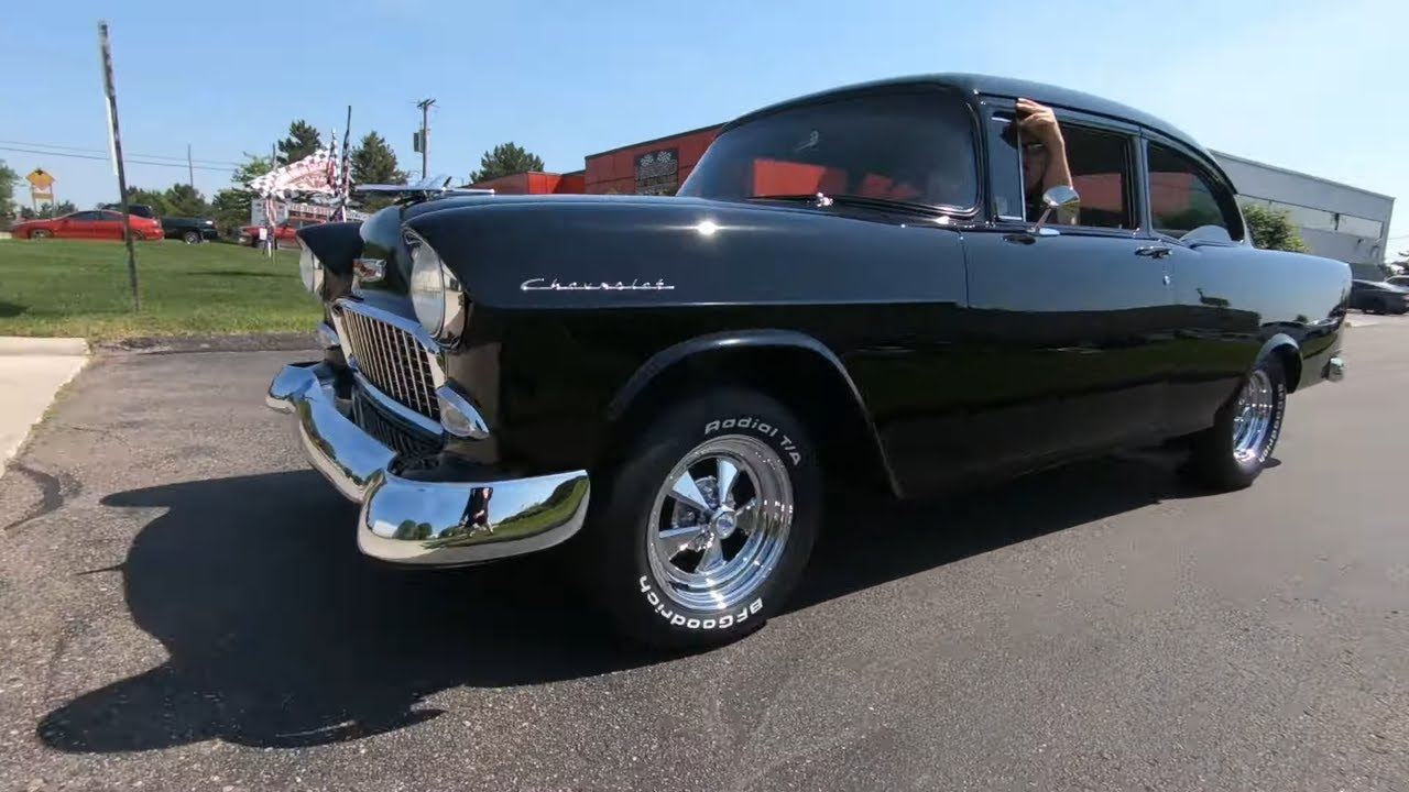1955 Chevrolet 150 Restomod For Sale