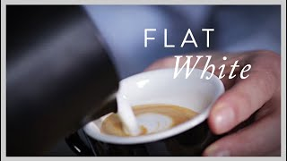 The Perfect Flat White | CRU