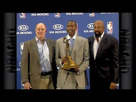 Jamal Crawford 2009-10 6th Man of the Year and HIghlights in this Season