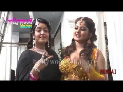 Masti Majak. Bhojpuri Stars Anjana Singh, Avdhesh Mishra And Subhi Sharma