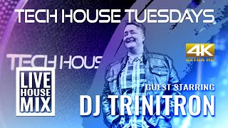 Tech House Tuesdays - Guest Starring Trinitron   House Mix   2020