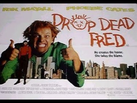 Drop Dead Fred- Film Review
