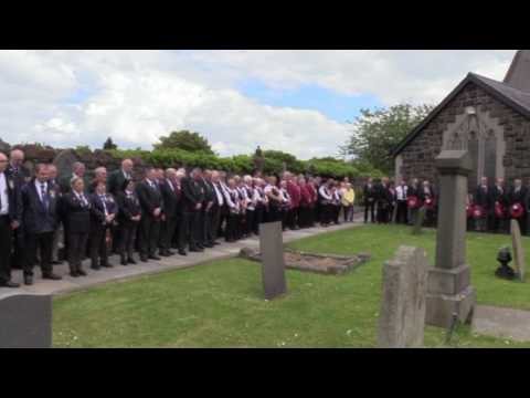 Friends of the 36th Ulster Division Carrickfergus
