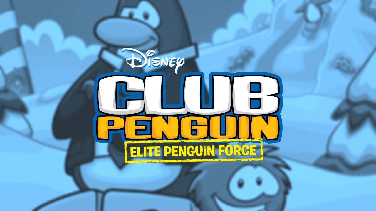 Gadget Room (Alternate Mix) - Club Penguin: Elite Penguin Force
