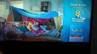 children's advil commercial....madison