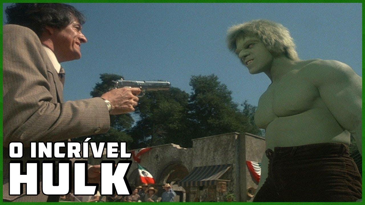 Fugir   O Incrível Hulk