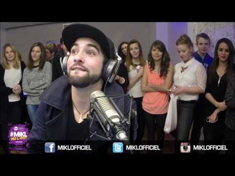 Kendji Girac : Fun radio/ Milk No limit. Février 2015. Intégrale