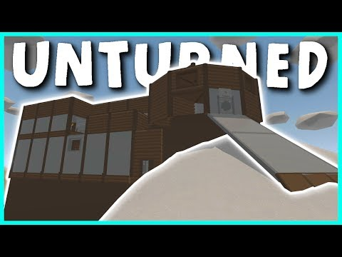 ADMIN CLAN BASE RAID! ADMIN BANS US MID RAID FOR RAIDING HIM! (Unturned Vanilla Base Raid)